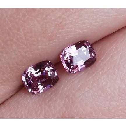 Pink Spinel (Pair)